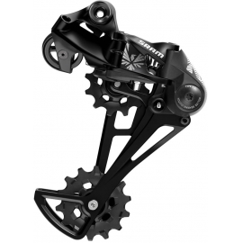 SRAM REAR DERAILLEUR NX EAGLE 12 SPEED BLACK: BLACK 12 SPEED