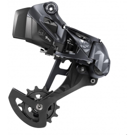 SRAM REAR DERAILLEUR XX1 EAGLE AXS 12 SPEED: BLACK 12 SPEED