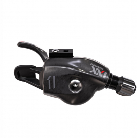 SRAM XX1 SHIFTER - TRIGGER 11 SPEED REAR W DISCRETE CLAMP RED:  11 SPEED