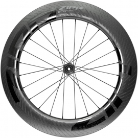 ZIPP 808 NSW CARBON TUBELESS DISC BRAKE CENTER LOCKINGFRONT 24SPOKES 12X100MM STANDARD GRAPHIC A2:700C